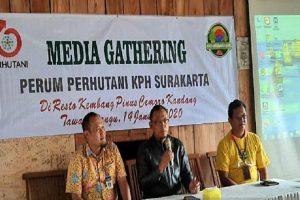 Administratur KPH Perhutani Surakarta, Sugi Purwanta