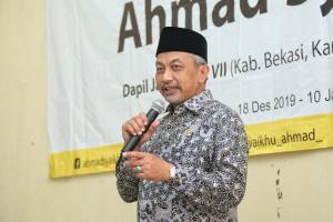 Anggota Komisi V DPR RI Ahmad Syaikhu