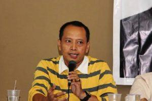 Direktur Indonesian Public Institute (IPI), Karyono Wibowo