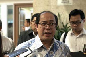 Direktur Jenderal Kekayaan Negara Kementerian Keuangan Isa Rachmatawarta