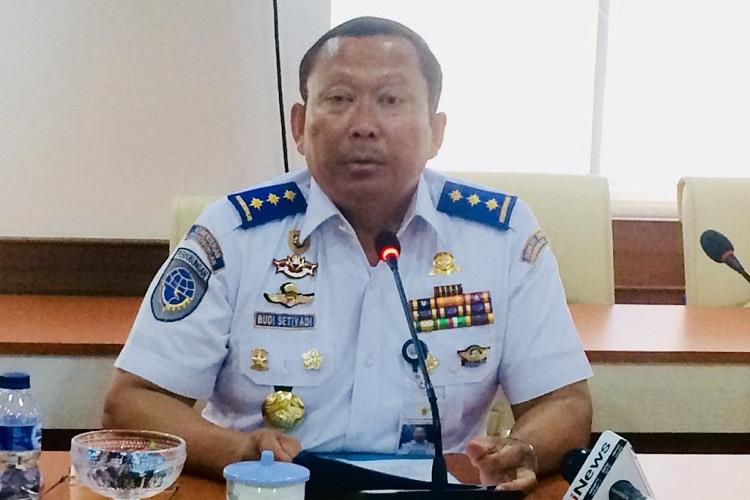Direktur Jenderal Perhubungan Darat Kemenhub Budi Setiyadi