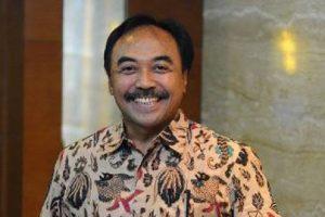 Direktur Jenderal Perikanan Budidaya, Kementerian Kelautan dan Perikanan (KKP), Slamet Soebjakto,.