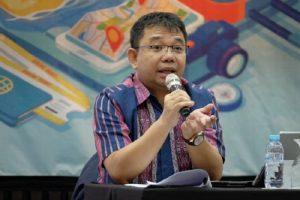 Direktur Potensi, Kepatuhan dan Penerimaan Pajak Direktorat Jenderal Pajak Kementerian Keuangan Yon Arsal.