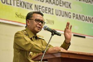 Gubernur Sulawesi Selatan (Sulsel) HM Nurdin Abdullah