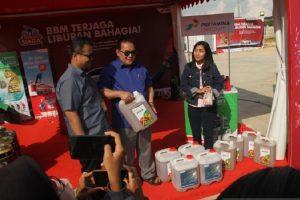 Harga BBM Pertamax di Balikpapan Turun Jadi Rp9.400 Per Liter