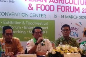 Indonesia inisiasi kolaborasi untuk ketahanan pangan Asia.
