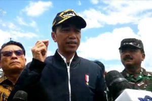 Jokowi minta nelayan Natuna optimalkan pemanfaatan sarana perikanan