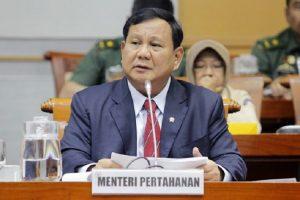 Kasus Asabri, Menhan Prabowo Sebut Sudah Bentuk Tim Investigasi2