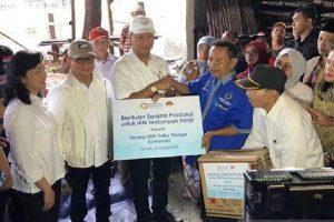 Kemenperin beri bantuan mesin dan peralatan untuk IKM korban banjir