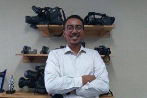 Kepala Bidang Humas PT Timah Tbk, Anggi Siahaa