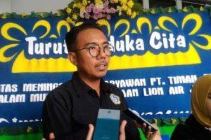 Kepala Bidang Komunikasi Perusahaan PT Timah Tbk, Anggi Siahaan
