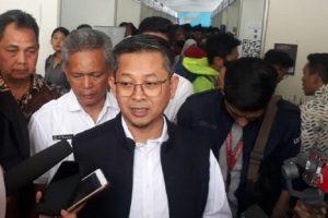 Kepala Dinas Tenaga Kerja dan Transmigrasi Jawa Barat (Disnakertrans Jabar) Mochamad Ade Afriandi.