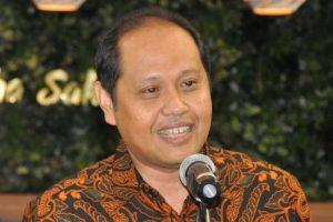 Kepala Divisi SP PUR Layanan dan Administrasi Kantor Perwakilan Bank Indonesia Provinsi Bali Agus Sistyo W