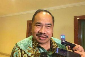 Kepala Pusat Pelaporan dan Analisis Transaksi Keuangan (PPATK) Kiagus Ahmad Badaruddin