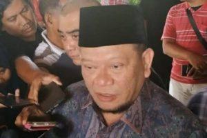 Ketua DPD AA LaNyalla Mahmud Mattalitti