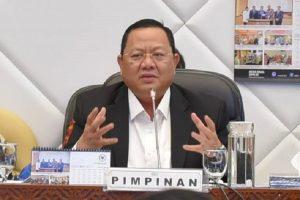 Ketua Komisi IV DPR RI Sudin