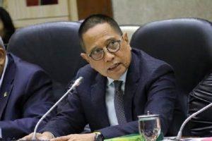 Ketua Komisi XI DPR Dito Ganinduto