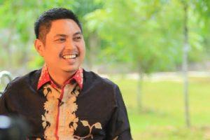 Ketua Umum Badan Pengurus Pusat (BPP) Hipmi, Mardani H Maming