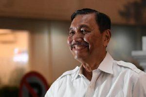 Menteri Koordinator (Menko) Bidang Kemaritiman dan Investasi Luhut Binsar Pandjaitan