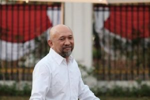 Menteri Koperasi dan UKM Teten Masduki