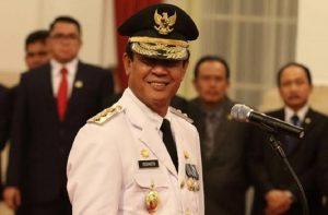 Pelaksana Tugas (Plt) Gubernur Kepulauan Riau Isdianto