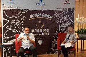 Peruri targetkan pendapatan bisnis digital security Rp370 miliar