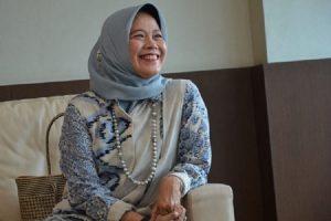 Pimpinan Auditorat Utama Keuangan Negara (AKN) IV BPK Isma Yatun