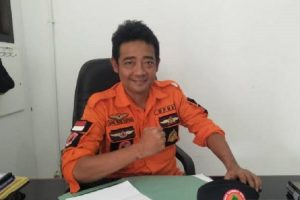 Sekretaris BPBD Cianjur Irfan Sofyan