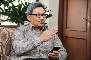 Sekretaris Jenderal Kementerian Perindustrian Achmad Sigit Dwiwahjono