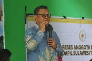 Staf Khusus Kementerian Pertanian Lutfi Halide