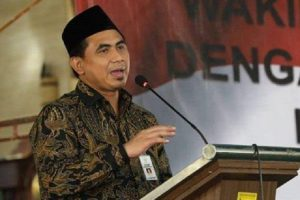 Wakil Gubernur Jawa Tengah Taj Yasin Maimoen