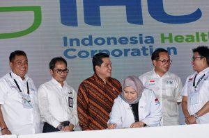 IHC Gelar '1st Indonesia Healthcare Corporation Medical Forum'..