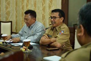 Inspektorat Provinsi Periksa Serapan Bantuan Keuangan Kota Bogor,