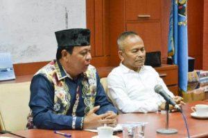 Kepala Badan Perencanaan Pembangunan Daerah (Bappeda) Provinsi Kalimantan Selatan, H Nurul Fajar Desara