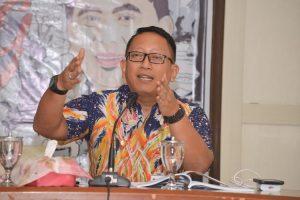 Kepala Dinas Pemuda, Olahraga dan Pariwisata Jawa Tengah, Sinoeng Noegroho Rachmadi,..