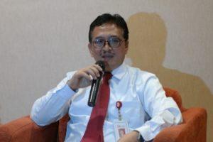 Kepala Otoritas Jasa Keuangan Regional 3 Jawa Tengah dan DIY Aman Santosa