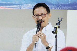 Ketua PWI Provinsi Jateng, Amir Machmud NS,