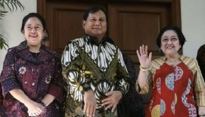 Perjanjian Batu Tulis Bogor Hidup Lagi, Prabowo Berpasangan dengan Puan Maharani