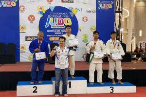 Tim Kota Bogor sukses  merebut tiga medali emas, dua perak dan enam perunggu.