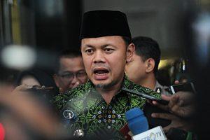 Wali Kota Bogor Bima Arya,