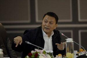 Anggota Komisi II DPR dari Fraksi PKS, Mardani Ali Sera.