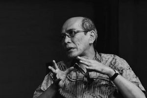 Ekonom senior dari Universitas Indonesia Faisal Basri .
