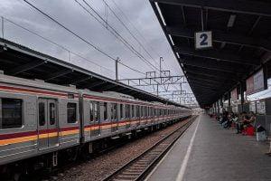KRL Jabodetabek Layani 336 Juta Orang, Ini Stasiun Paling Padat