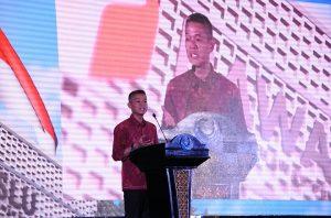 Mantan komisioner Komisi Pemilihan Umum (KPU), Wahyu Setiawan.