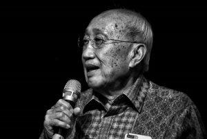 Ketua Dewan Pertimbangan Asosiasi Pengusaha Indonesia (Apindo), Sofjan Wanandi.