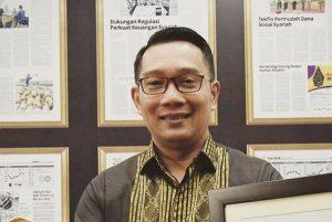Gubernur Jawa Barat, Ridwan Kamil. (Foto : Instagram @Ridwankamil)