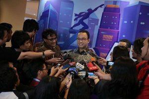 Gubernur DKI Jakarta, Anies Baswedan. (Foto : Instagram @aniesbaswedanmedia)