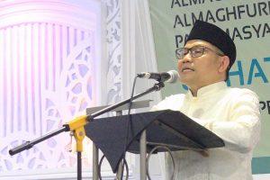Wakil Ketua DPR RI selaku Ketua Timwas Penanggulangan Bencana DPR RI, Muhaimin Iskandar