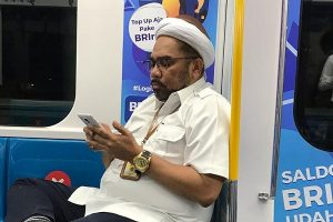Tenaga Ahli Utama Kantor Staf Kepresidenan, Ali Mochtar Ngabalin. (Foto: Instagram @ngabalin)
