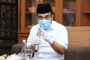 Menteri Agama (Menag), Fachrul Razi. (Foto: Instagram @fachrulrazi__official)